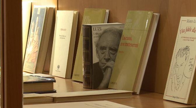 Mario Luzi: memorie di terra toscana