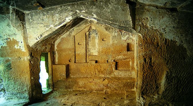 CARTA ARCHEOLOGICA di PIENZA
