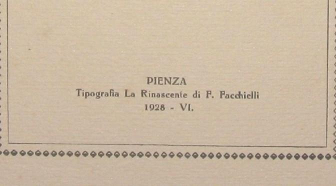 "La Tipografia ""La Rinascente"""