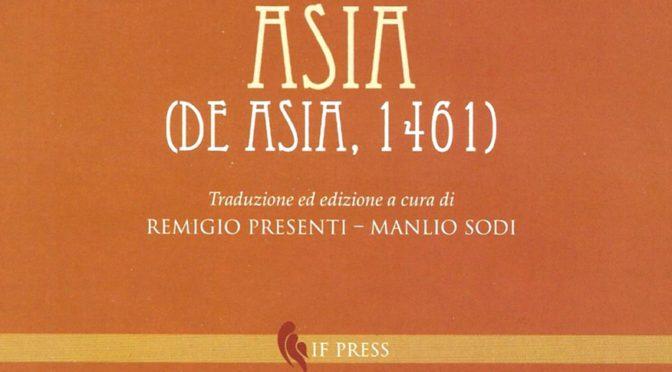 """IL """"DE ASIA"""" DI PIO II"""