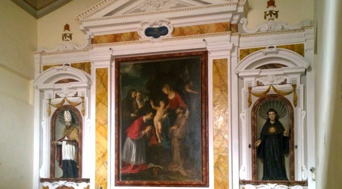 Il restauro delle statue della Chiesa di San Carlo