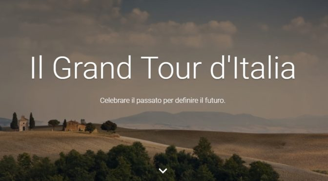 GOOGLE ARTS & CULTURE – PIENZA IN PRIMO PIANO