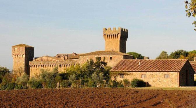 I CASTELLI DELLA VAL D'ORCIA – CONFERENZA