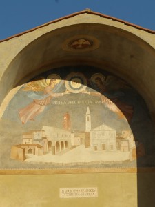 Affresco Porta al Murello