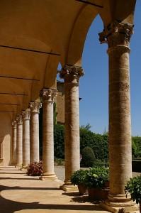 Loggiato Palazzo Piccolomini